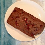 Chocolate and Strawberry bread