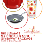 My Cooking Spot Giveaway!