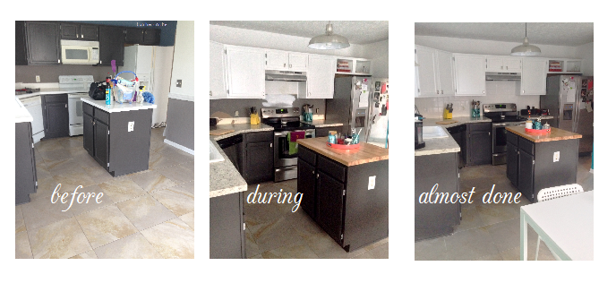 kitchenprogress