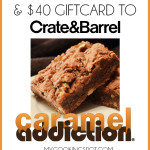 Caramel Addiction giveaway!
