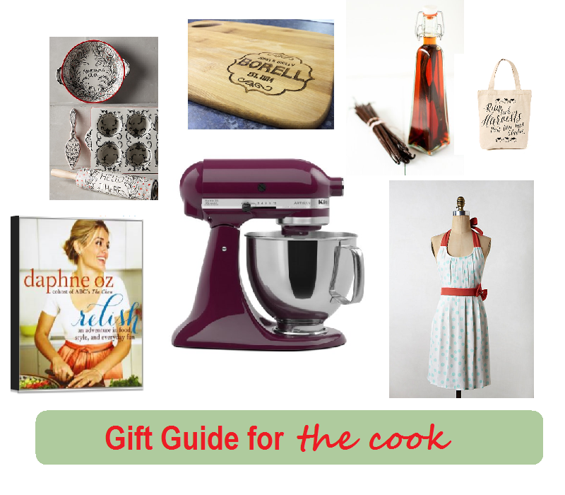 giftguideforthecook