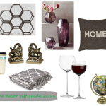 the one with a gift guide for the home