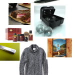 the one with a gift guide for him