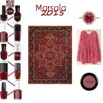 the one all about the color marsala