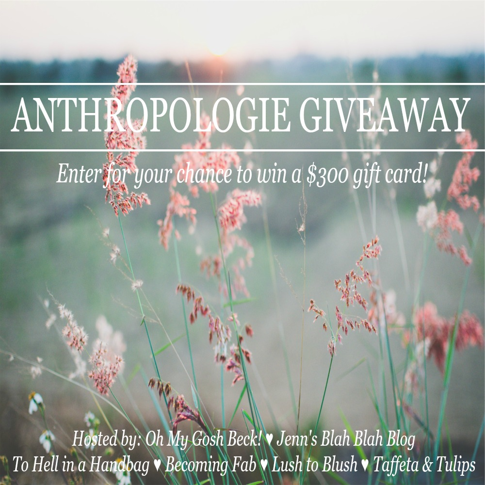 Anthropologie INSTA