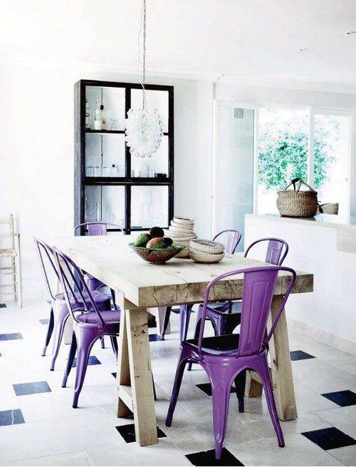 purplechairs