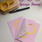Hump Day Happenings April 28th and a DIY sponge stamp