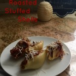 the one with fire roasted stuffed shells