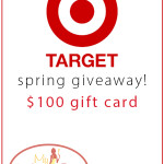 Target giveaway!