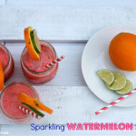the one with Sparkling Watermelon Spritzer