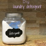 the one with diy laundry detergent