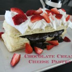 the one with Chocolate Cream Cheese Pastry