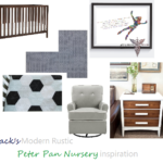 the one with nursery ideas