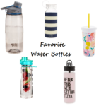 the one with water bottles