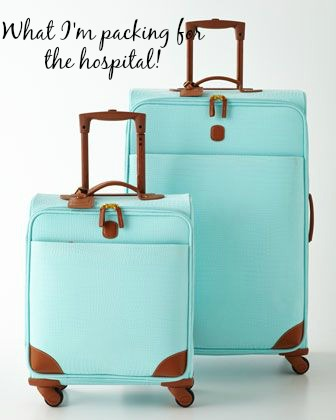 hospital packing
