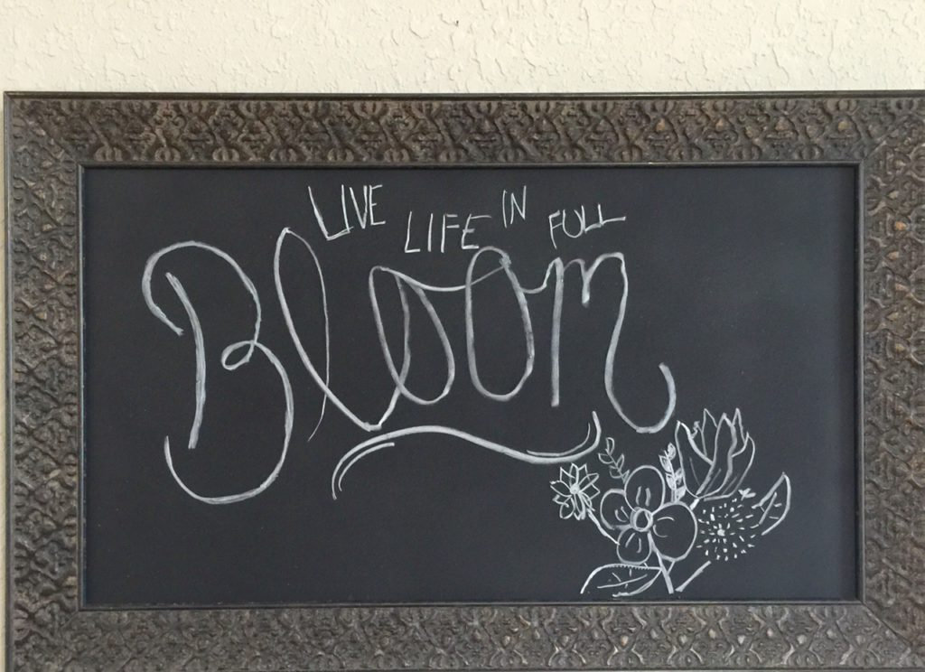 Butcher\'s Niche - chalk paint frame tutorial :: DIY home decor ...
