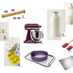 Baking wish list