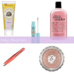 Monthly favorites
