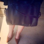 the one when I wore heels to church