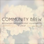 Community Brew – marriage talk