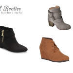 the one with booties