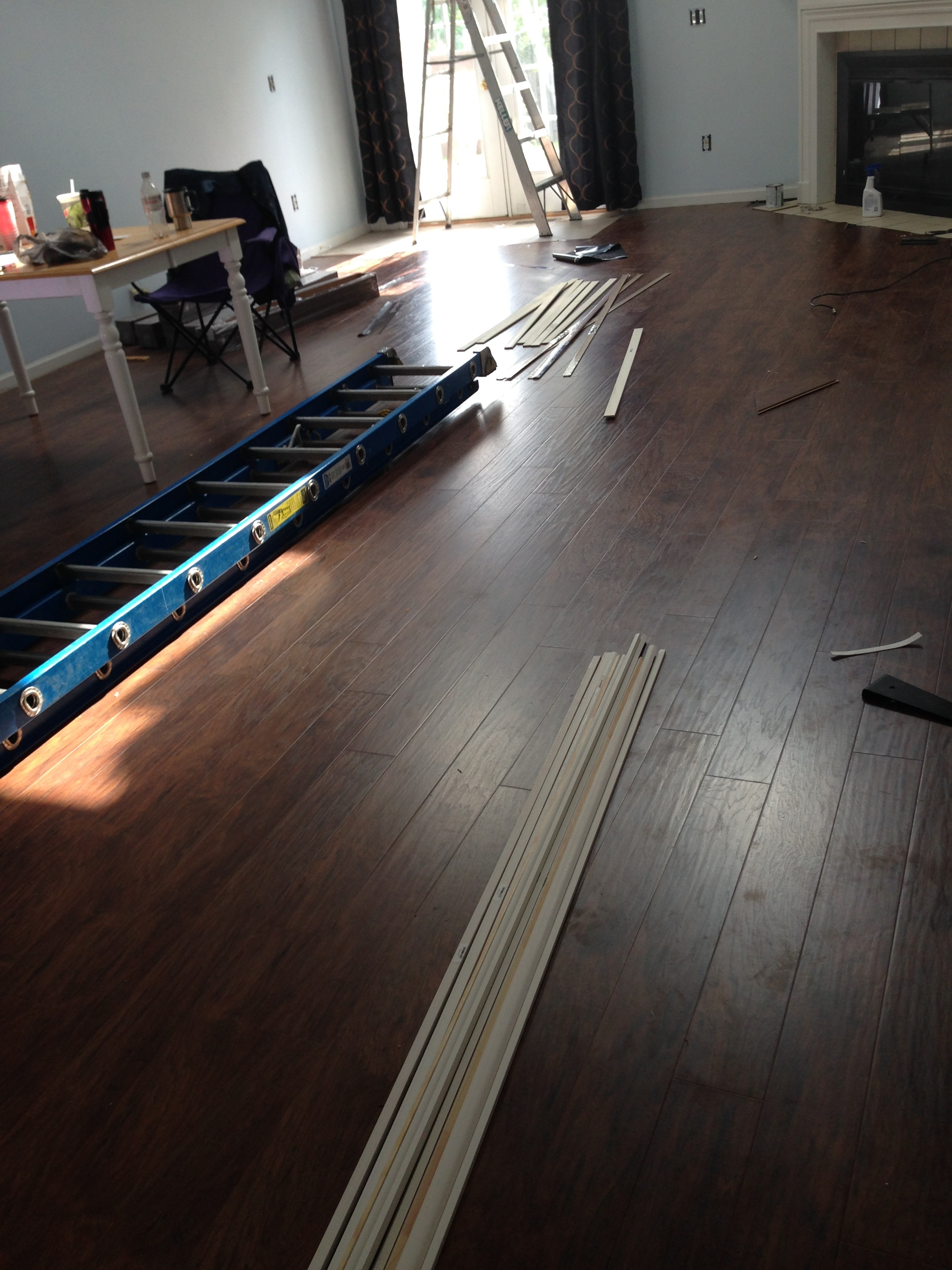 Superior Allen Roth Laminate Flooring Installation Instructions Part - 5: Have You Ever Installed Laminate Floors Before