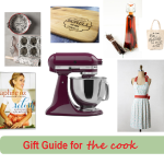 the one with a gift guide for the cooks