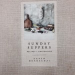 the one about Sunday Suppers and a giveaway!