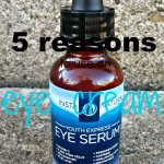 the one with 5 reasons you need an eye cream
