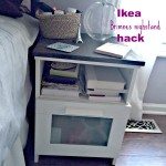 the one about a ikea Brimnes hack