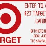 a target giveaway