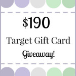 5 links & a Target giveaway