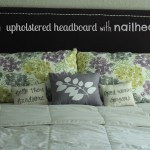 the one with diy nailhead trim